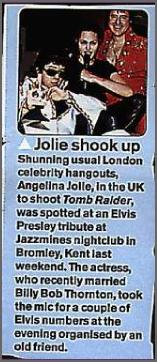 Article in HEAT Magazine (July 2000)